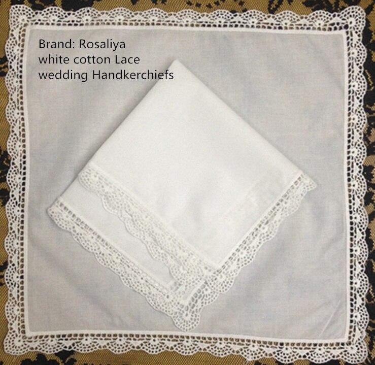 Set Of 12 Fashion Womens Handerchiefs 12