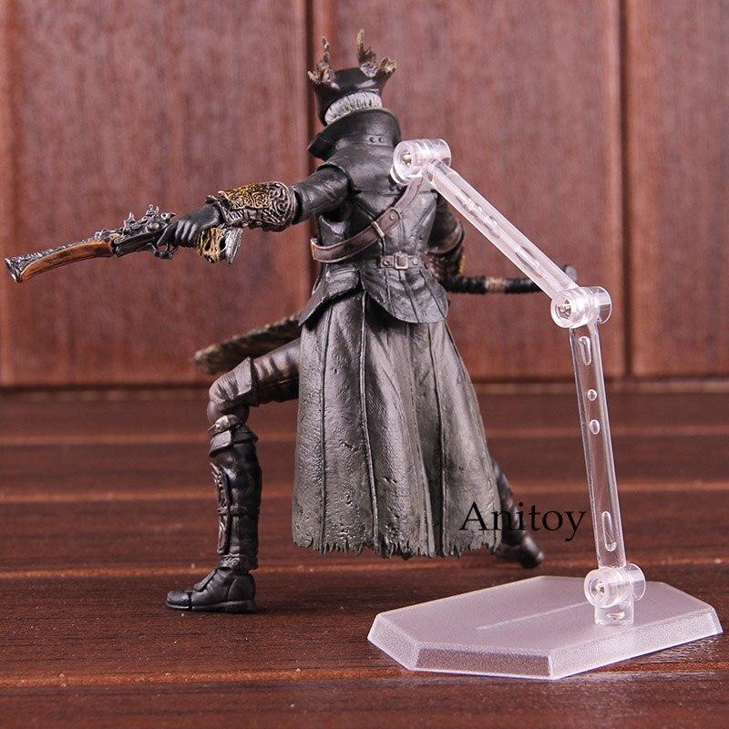 Fgima 367 Game Bloodborne Hunter PVC Action Figure Collectible Model Toys