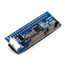 40Pin 3,5 IDE до 7 + 15 22 pin SATA Мужской адаптер внутренний жесткий диск карта адаптер