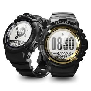 Image 1 - 2019 Newly S816 Sport Outdoor  Smart Watch Professional Waterproof IP68 Heart Rate Monitor Swimming Sports Smart Wrist watch