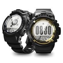 Новинка 2019, спортивные уличные Смарт часы S816, Профессиональные Водонепроницаемые умные наручные часы IP68 С Пульсометром для плавания и спорта