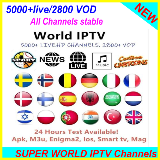 Channels Iptv List SLOVENIA AUSTRIA SERBIA ALBANIA