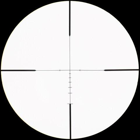 reticle tactical mira optica riflescope caca scope