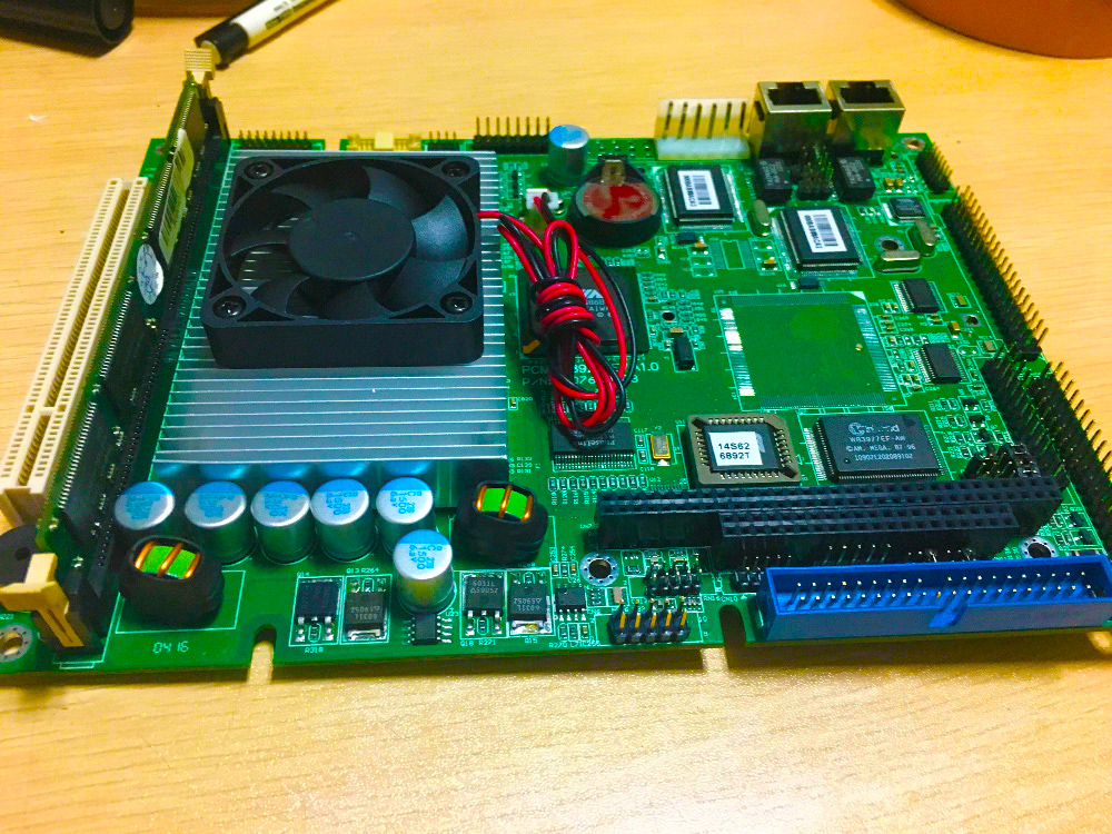 High quality Motherboard for PCM-6892 V:A1.0 well tested working 100% tested perfect quality backplane board for 44v5078 p6 550 well tested working