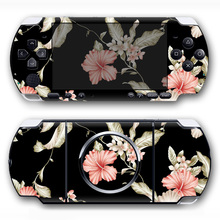 Free drop shipping 2018 create your own decal vinyl skin sticker for Sony PSP 3000#TN-PP3000-5099