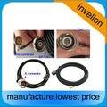 3 M alta calidad Cable TNC/RP-TNC/SMA/N conector del lector Uhf rfid/Antena