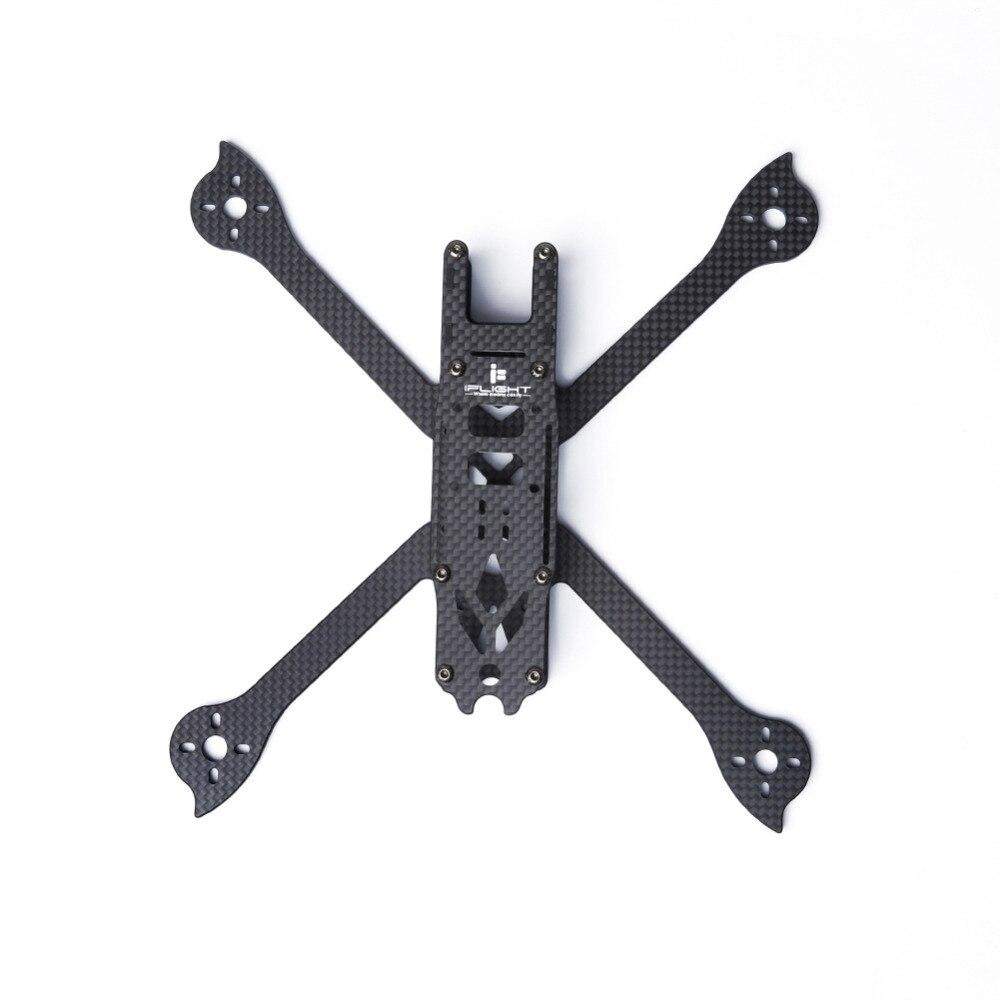 Nouveau iFlight XL5 V3 5 pouces 240mm avec 4mm bras FPV cadre de course compatible avec 2207/2306 moteur pour course drone kit accessoires à créer soi-même