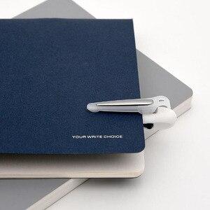 Image 4 - الأصلي Yuopin KACO 4 في 1 متعددة الوظائف أقلام 0.5 مللي متر أسود أزرق أحمر الملء هلام القلم قلم رصاص الميكانيكية اليابانية الحبر مكتب المدرسة