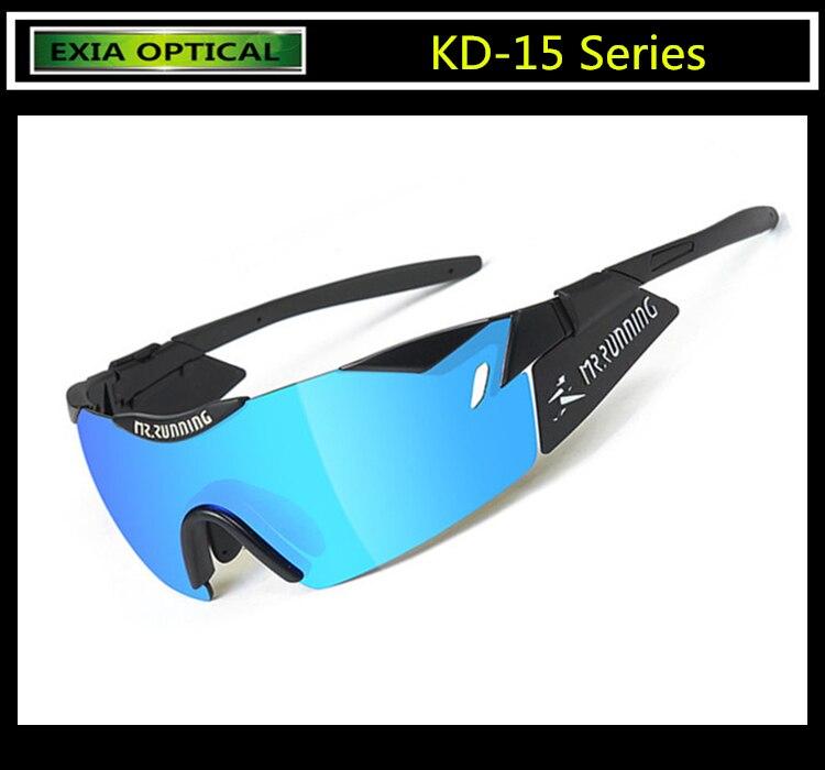 Photochromic actividad Gafas de sol hombres marca gafas 3 unidades PC  Objetivos reemplazo Exia Optical kd-15 931bfb8205f