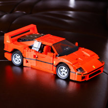 NEW LEPIN 21004 F40 Sports Car1158pcs Model Building Kits Minifigures Blocks Bricks Compatible LEGOe 10248 Boys Gift