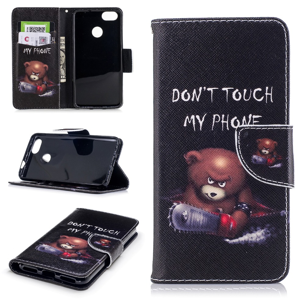 buy for coque huawei p9 lite mini case leather flip wallet for case huawei p9