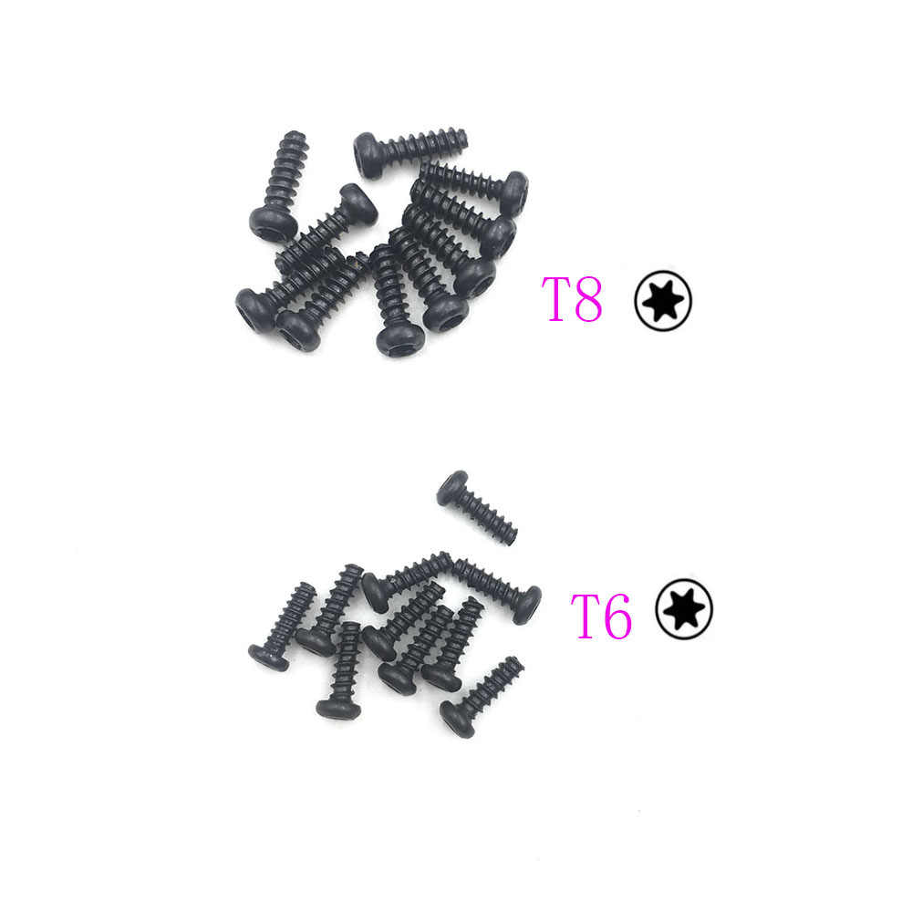 Pour Xbox One X S Slim/Elite contrôleur Torx T8 T6 tournevis outil de réparation avec vis pour XBOX360