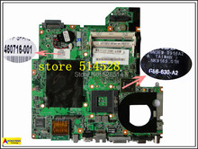 original for hp Pavilion DV2000 v3000 460716-001 laptop motherboard non-integrated pm965 graphic chipset 100% Test ok
