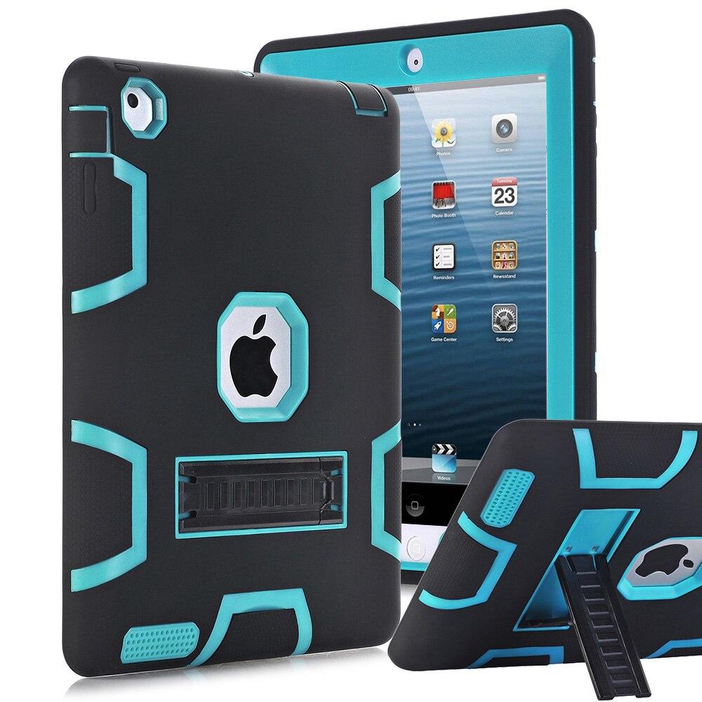 For Apple Ipad 2 Ipad 3 Ipad 4 Case Cover High Impact