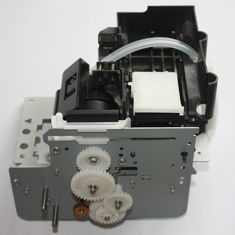 все цены на  Original!!! Mutoh VJ-1604W / RJ-900C Printer ink Pump Capping Assembly DF-49030  онлайн