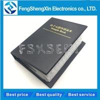 170values X25pcs 4250pcs Sample Book  1206 1% 0ohm~10m Smd Chip Resistors Kit Assortment Kit Free Shipping