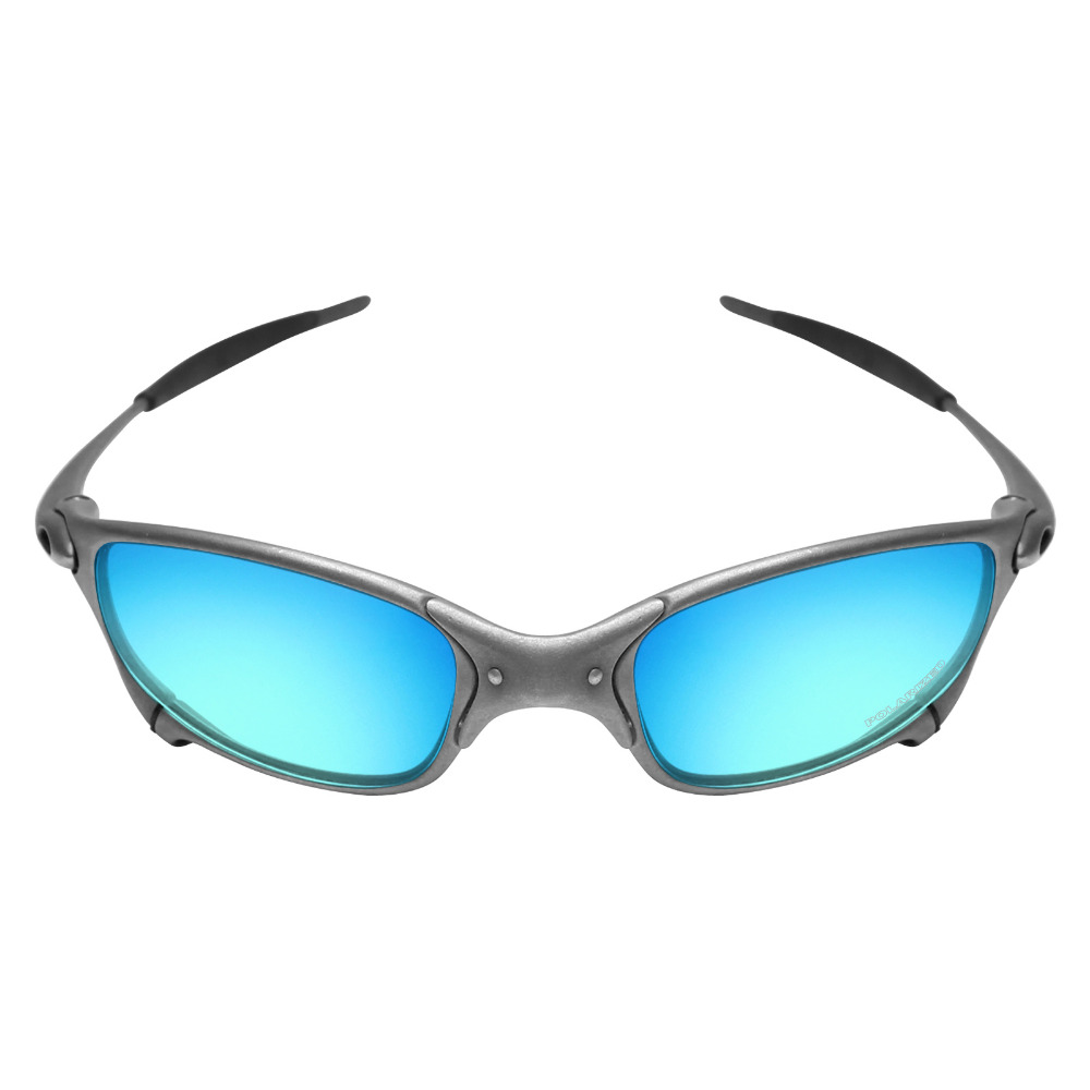 9ecbbf24fa Mryok+ POLARIZED Resist SeaWater Replacement Lenses for Oakley Juliet X  Metal Sunglasses Ice Blue-in Accessories from Apparel Accessories on  Aliexpress.com ...