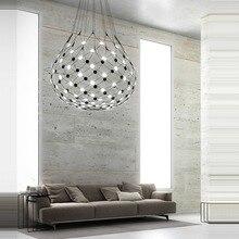 LED Postmodernen Nordic Eisen Acryl Minimalismus Led Lampe LED Licht.  Pendelleuchten. Pendelleuchte