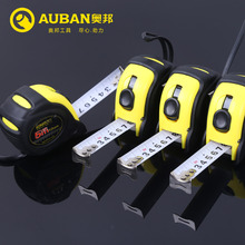 ФОТО AUBON Tape Measure 3M/ 5M/ 75M/ 10M Steel Measuring Tape Auto Lock ABS Plastic Shell Wood Measuring Tool Metric System