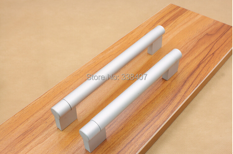 Long Matt Cabinet Handles Modern White Kitchen Cabinet Door Handles(China  (Mainland))