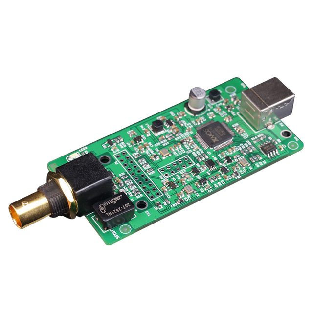 X-1 Singxer digital módulo de interface XU208 XMOS interface USB U8 versão atualizada
