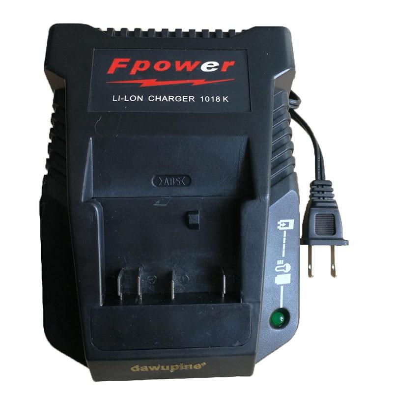 AL1018K Electrical Drill Li-ion Battery Charger For Bosch AL1820CV 14.4V-18V Power Tool BAT607 BAT609 BAT610 AL1860 BC630 1 pc 18v 4000mah rechargeable battery pack power tools batteries replacement cordless for bosch drill bat610 li ion