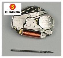 Envío Gratis 1 unid Nuevo 2035 Reloj de Cuarzo Movimiento Batería Excluida Calibre Reemplazar Repairs