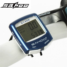 2018 Hot Sale Cycling Computer Waterproof 14 Functions Odometer Speedometer Bike Speedometer Bicycle Cycling Computer 5