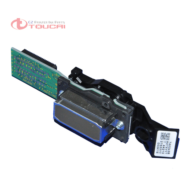Free printhead data cable !!! 100% original Printer parts solvent dx4 print head for roland sp540