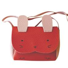 f4b287cb3c47e Banabanma Kinder Handtasche Mode Niedlichen Cartoon Design Brieftasche Mini  Tragbare Handtasche Geldbörse Einzel-schulter Tasche