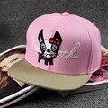 Hip Hop Cap Male Snapback Baseball Hat Ladies Rap Chapeau Brim Gorras Casquette Bone Man Women Straight Cute Little Bear