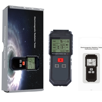 Electromagnetic radiation tester p