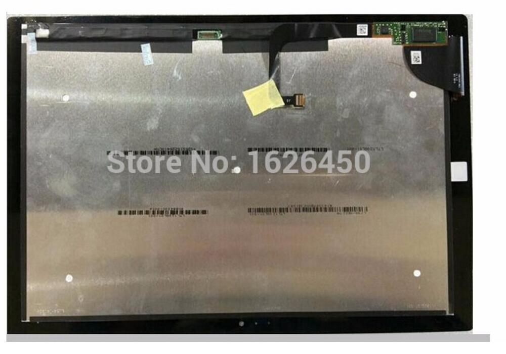 High quality LCD For Microsoft Surface Pro 3 (1631) LTL120QL01-003 lcd display screen replacement fix panel new original pressure switch dg10u 3