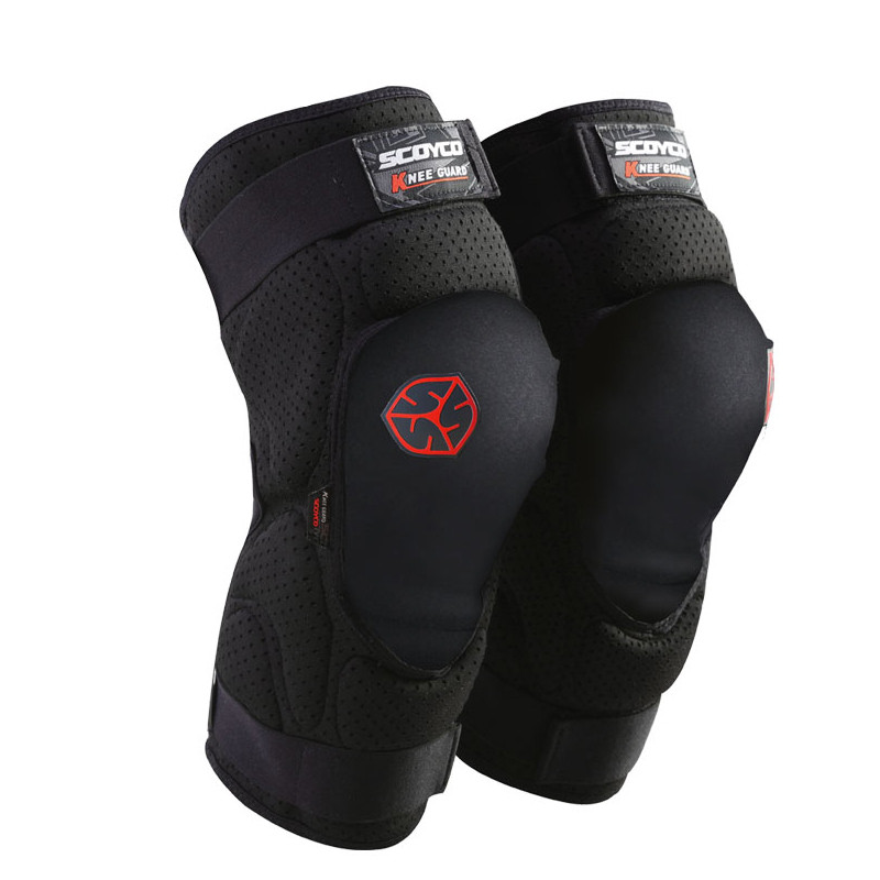 SCOYCO Motorcycle Kneepads Protector Outdoor Sports Motocross Racing Protective Gears Kneepad Professional Moto Equipment