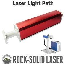 купить Fiber Laser Optical Beam Path Light Path 1064nm Marking Machine Case Parts Beam Combiner Mirror Mount Holder Factory Wholesale по цене 5796.68 рублей