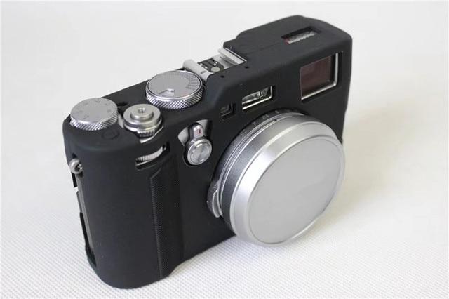 Ocotex New Camera Bag Silicone Case For Fujifilm Fuji X100F