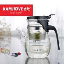 600 ml 900 ml kamjove kunst teetasse elegant tee topf große kapazität kungfu teekanne bequem teetasse office home wasser flasche