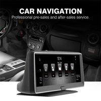 Novel 7.84 inch Quad Core Car Radio GPS Navigation with Capacitive Screen Stereo Bluetooth WIFI Touch Screen for Android 5.0