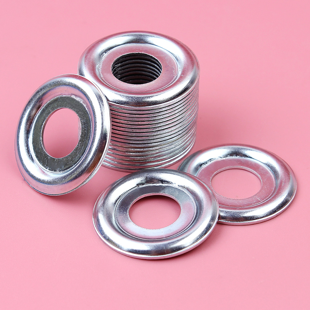20pcs/lot Clutch Washer For Stihl 017 018 021 023 025 026 036 MS170 MS180 MS210 MS230 MS250 MS260 Chainsaw Replace Spare Part