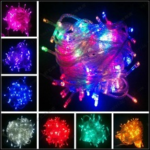 Wholesale Venta Led string Light LED Strip Lighting Birthday Lights Decoration Effect Lights Luces luces Navidad Cumpleanos Luce