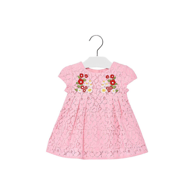 Платье для девочек; платье для маленьких девочек; коллекция 10691731 года