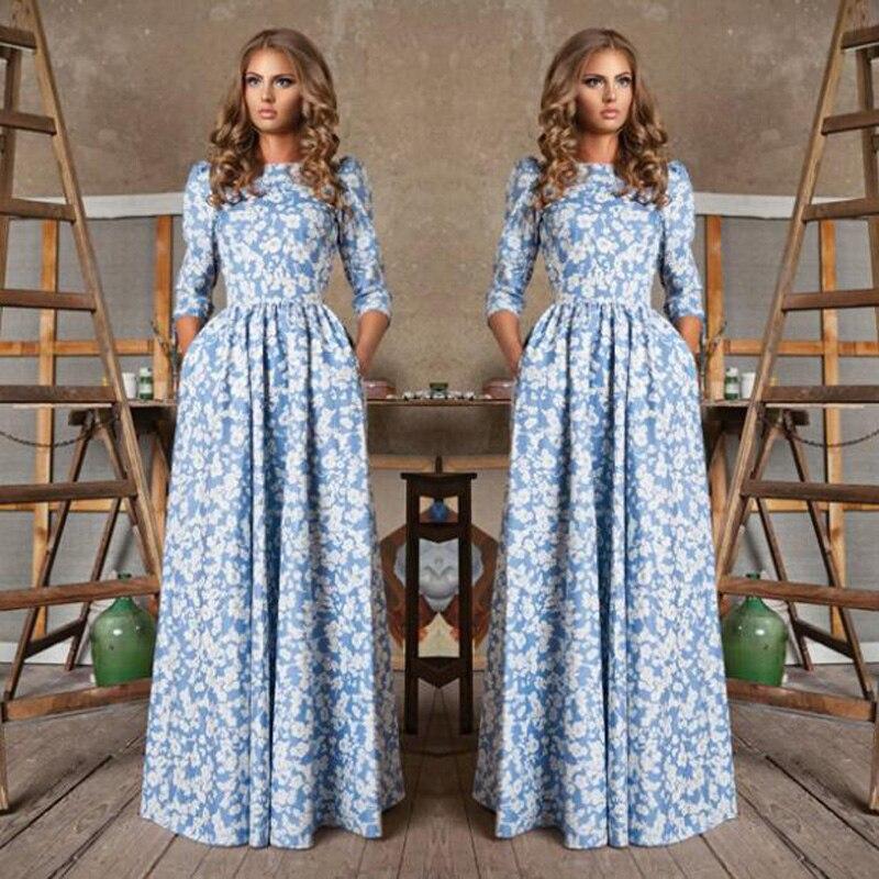 Старинное платье в пол