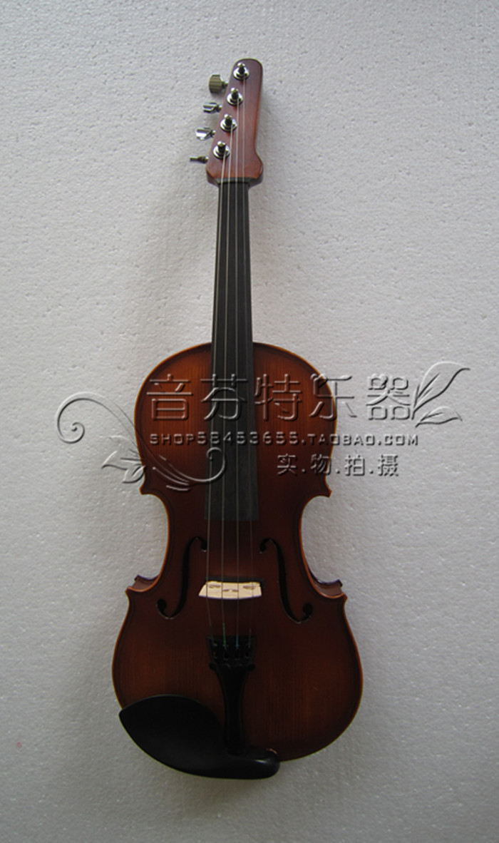 Quality box-type electro-acoustic violin electronic violin guitar shaft electric box dual antique 1