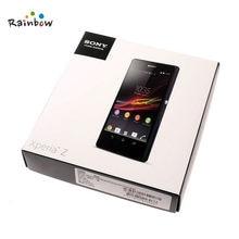 Original Sony Xperia Z L36h C6603 c6602 Mobile phone 5.0″ TouchScreen Quad-Core 2G RAM 16GB ROM Free Shipping