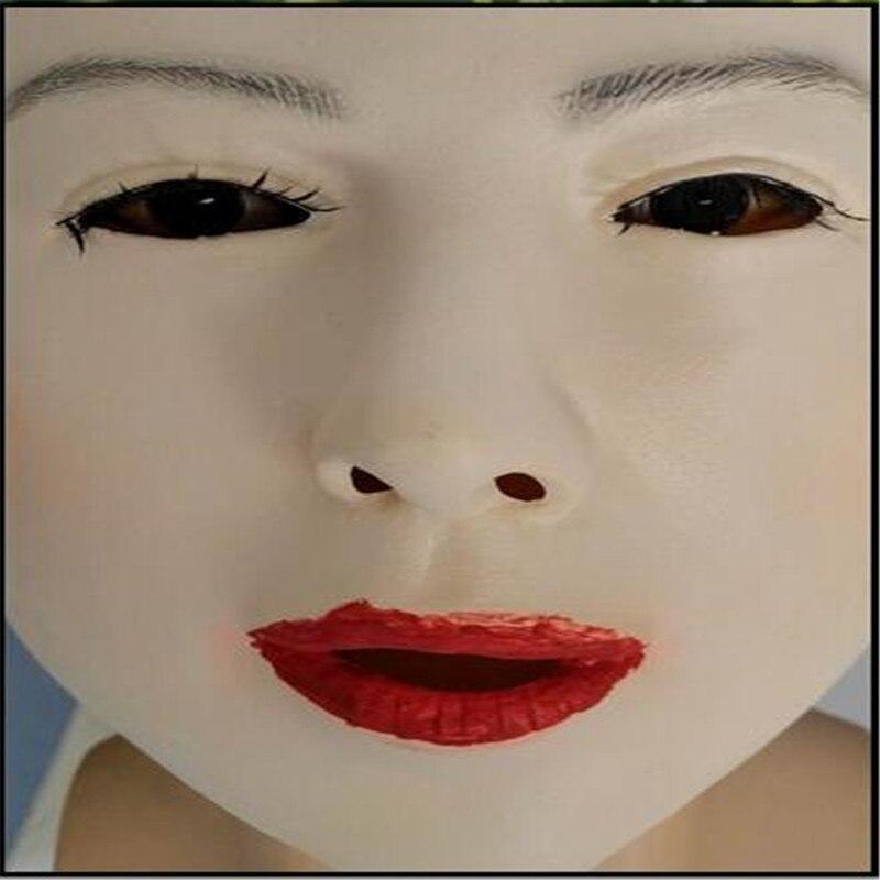 Topkwaliteit crossdresser siliconen masker film rekwisieten, - Feestversiering en feestartikelen - Foto 2
