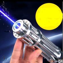 Горячее предложение! Распродажа! Высокая мощность 5000000 м синие лазерные указки 450нм лазер фонарик горящая спичка/горящий свет сигары/свеча/черная охота