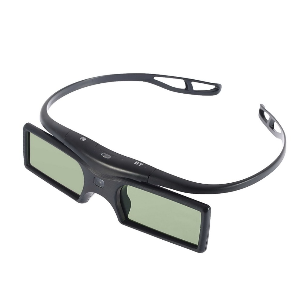 Bluetooth 3D Shutter Active Glasses for Samsung/for Panasonic for Sony 3DTVs Universal TV 3D Glasses Newest