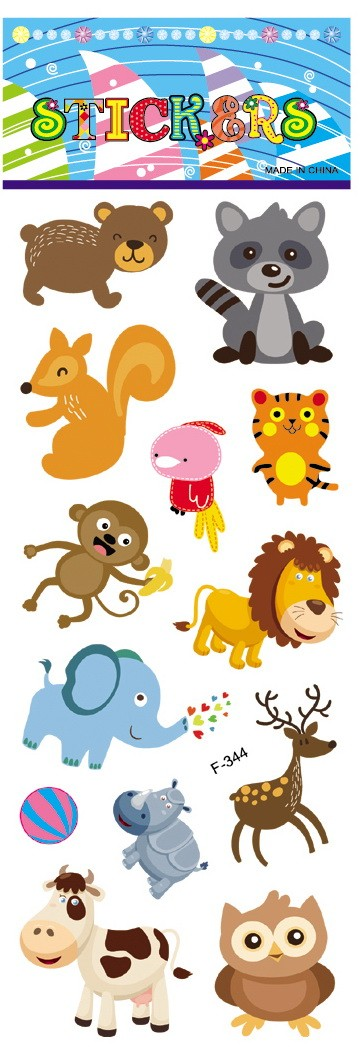 Paper Sticker Seals Labels For Gifts For Children
