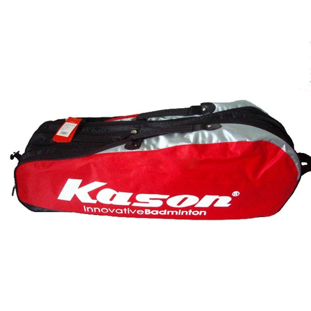 Оригинальный Kason sb336 Бадминтон пакет (для 6 Ракеток)