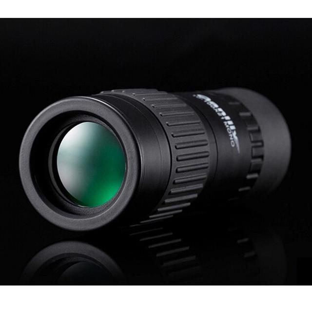 NOVO Monóculo Trekker 10-100x21 Snipershop visão zoom HD Monocular Telescópio de bolso monocular visao All-óptico SP04